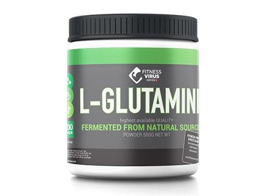 L-Glutamine dans le culturisme
