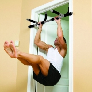 barre de traction murale muscle up