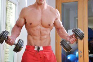 progres musculation